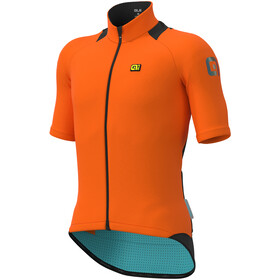 Alé Cycling Klimatik K-Idro WR SS Jersey Men fluo orange